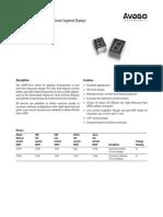 HDSP-315G_Datasheet