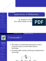 Applications of Mathematics