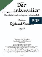 Strauss Cavaliere Della Rosa Waltz