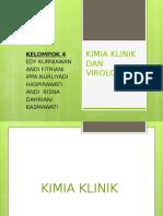 Kimia Klinik Dan Virologi