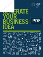 Generate Business Idea