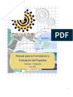 Manual de Proyectos Foncrei