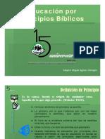 Principios Bíblicos