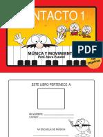 Contacto 1 _ Fichas Iniciación Musical