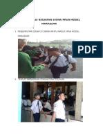 11. Dokementasi Kegiatan Siswa Mtsn Model Makassar