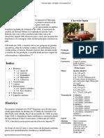 Chevrolet Opala – Wikipédia, A Enciclopédia Livre