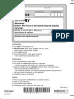 January 2010 QP - Unit 4 Edexcel Biology A-level.pdf