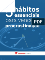 eBook 5 Habitos Procrastinacao