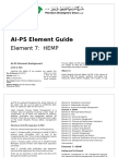 AI-PS Element Guide No 7