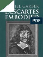 Garber Descartes Embodied