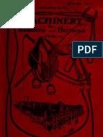 (1911) British United Show Machinery for Saddlery, Belts, Harrness, Brushes, Trunks, Footballs, Bags, Braces, Purses, Horse Clothing, Cycle Saddles, etc.