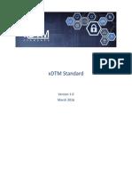XDTM Standard v1