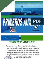 ANEXO 15 Primeros Auxilios 1