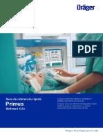 Guia Rapida 2 Maquina de Anestesia Drager