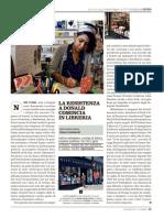 La resistenza comincia in libreria - Il Venerdì 24 Marzo 2017