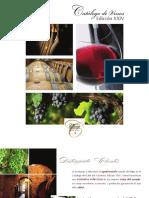 Catalogo de Vinos Club Del Gourmet