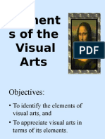 AA Elements of the Visual Arts