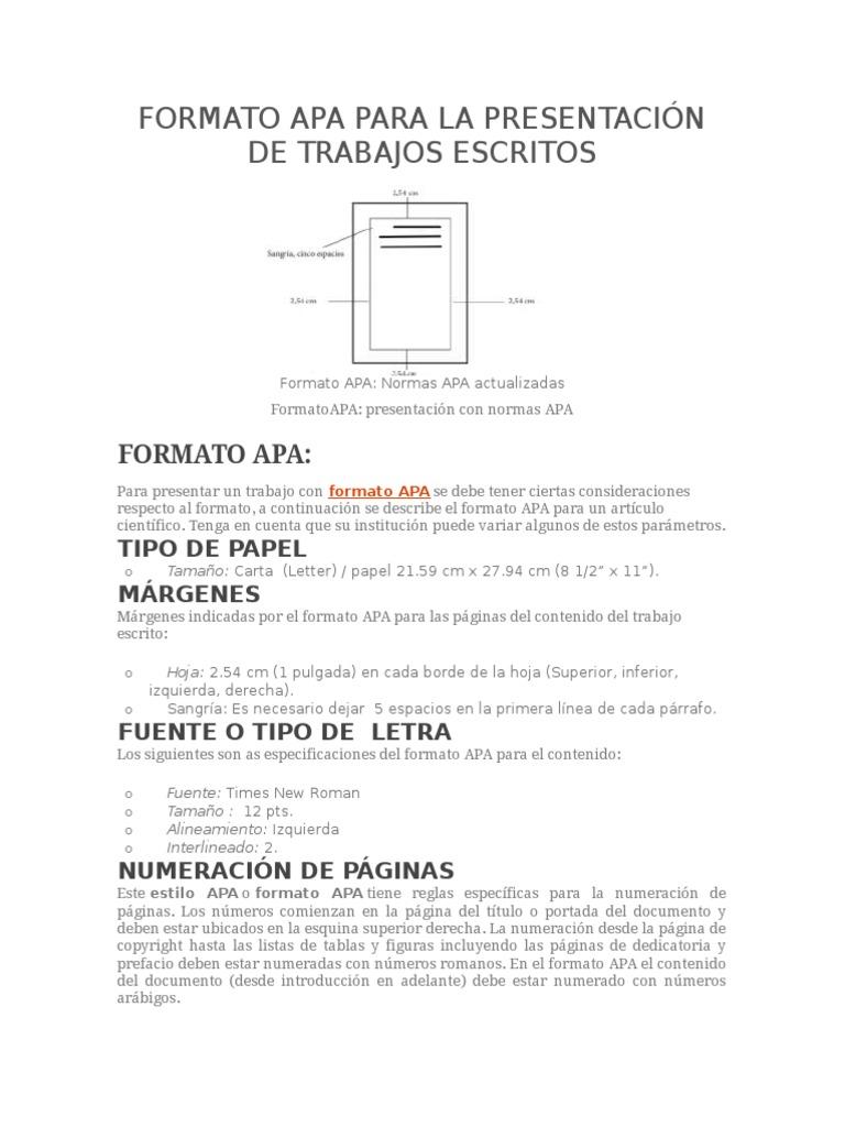 Dorable Reanudar La Carta De Presentación Formato Apa Bandera ...