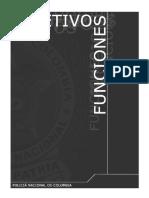 Funciones Policia Nacional