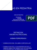 ANEMIAS+EN+PEDIATRIA