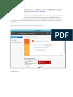 Instalação Do Active Directory No Windows Server 2012
