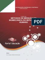4 - Métodos de Medição Em Biomecânica Do Movimento Humano