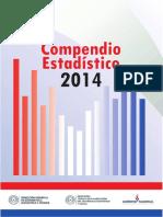 Compendio Estadistico 2014 Paraguay