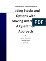 Trading Stocks and Options With Moving Averages - A Quantified Approach (Connors Research Trading Strategy Series)