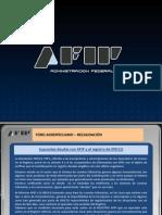 Foro Agropecuario-AFIP  Junio 2010