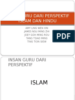 Insan Guru Dari Perspektif Islam Dan Hindu