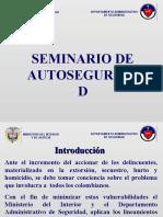 AUTOSEGURIDAD AUTOPROTECCIÓN 1 anexo 3