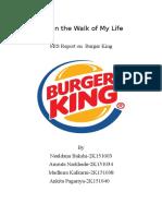 Burger King MIS