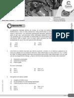 CB31-14 Términos de Genética. Primera Ley de Mendel 2015
