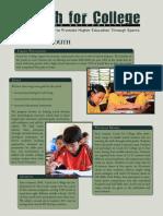 Youth Factsheet