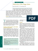 Fracture-dislocation PIP-DIP JHS 2014