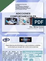 Adicciones Comportamentales Dra Mirna Civira