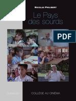 Pays Des Sourds (Le) de Nicolas Philibert