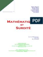 Maths Et Surdite
