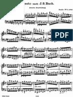 Brahms - Study 4 - Sauer