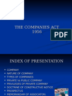 Session 4 Company Law