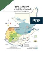 Mapa Linguistico de Guate