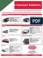 RBH Innovative Conveyor Solutions Flyer