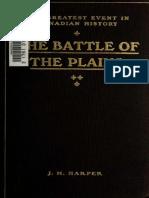 The Battle of the Plains