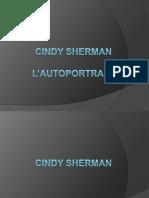 Cindy Sherman Et Lautoportrait Par JL COUDUN
