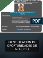 2°TRABAJO - CAPITULO 2 - IDENTIFICACION DE OPORTUNIDADES DE NEGOCIO