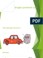 Hydrogen Powered Cars