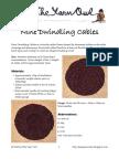 Nine Dwindling Cables Pattern