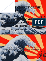 Japan&Apos;s &Apos;Economic Miracle&Apos; - Reasons for Japan&Apos;s Economic Success and Its Problems Lecture Part II