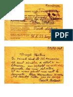 Carte Poştală de Gulag