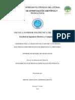 Criterios Para La Selección de Un Motor y Controles Eléctricos